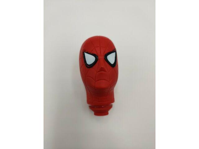"""Mego Spider-Man 12"""" HEAD 1977"""