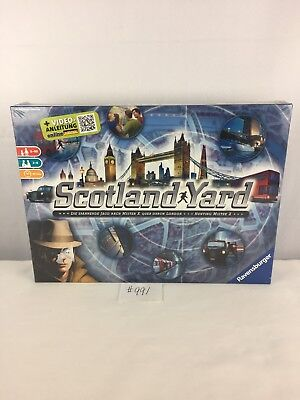 Scotland Yard, NEW & SEALED!
