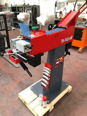 Tn-fab 4 - 4 Belt Sander - Tube Pipe Notcher Combo Machine