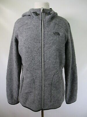E7526 THE NORTH FACE Zermatt Hooded Fleece Jacket Size L