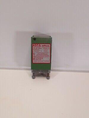 Asco Pb10a Pneumatic Pressure Switch Nema 1