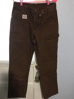 Carhartt Heritage B01 Dungaree pants. 34x32