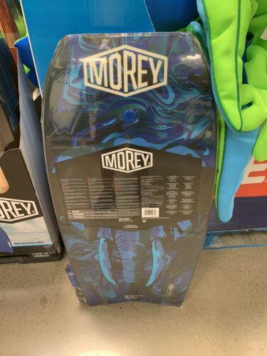 """Morey Mach 11 Tube Rail """"Blue"""""""
