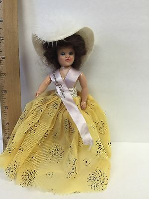 Vintage Plastic Doll Princess Tiara Open & Close Eyes