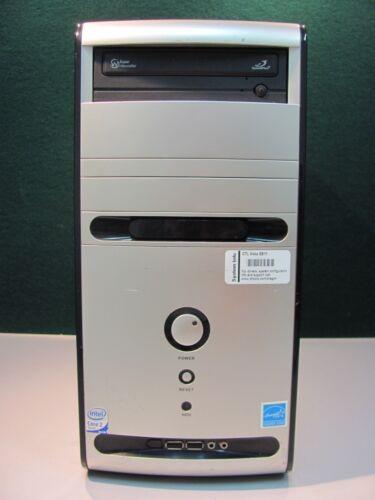 CTL GS11 Intel DQ45CB Quad Core Q8200 2.33GHz 4GB DDR2 160GB No OS FLAWS - 11834