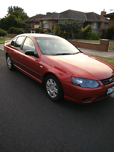 Ford Falcon 2007 XT Reservoir Darebin Area Preview