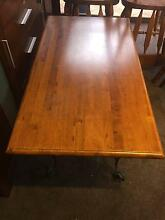 Wooden Coffee table + 2 x bar stools + 2 x side tables Bonnet Bay Sutherland Area Preview