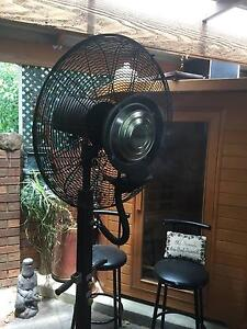 Pedestal Misting Fan Glenfield Park Wagga Wagga City Preview