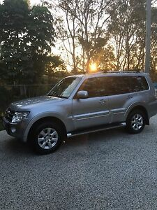 2011 Mitsubishi Pajero 30th anniversary edition Kenmore Brisbane North West Preview