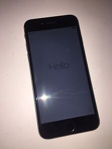 iPhone 6 Space Grey Brand New!