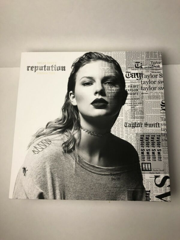 Taylor Swift Reputation Tour Commerative VIP Box & Materials - Missing Lanyard