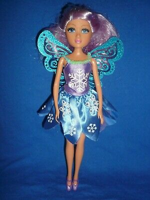 Chad Valley Star Girls Fairy Doll & Outfit ~ Teen Doll Size ~ Lilac Hair