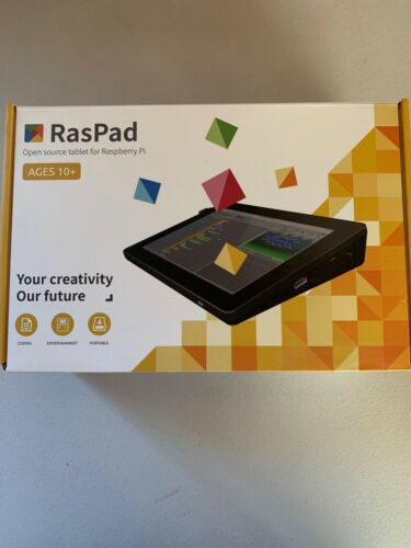 SunFounder RasPad A Raspberry Pi Tablet Built-in Battery, 10