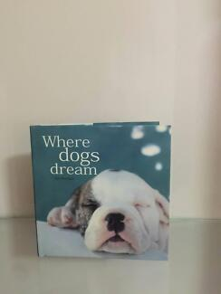 Where Dogs Dream Hardcover Book As New