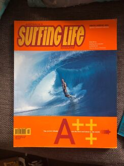 Surfing mags