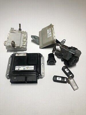 Mazda 6 2.2 diesel ECU, Ignition Barrel, Key, BCM , Key Less Entry Module, Remap