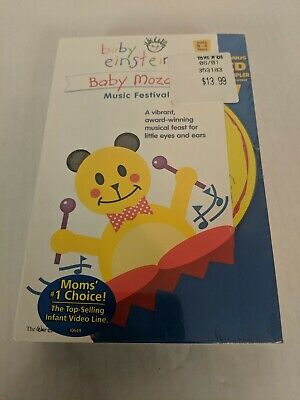 Baby Einstein Baby Mozart Visual Musical Experiences Vhs Video Tape 2004 Disney