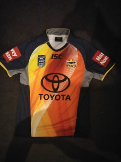 North Queensland Cowboys Auckland Nines Jersey