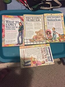 Pregnancy and early years books