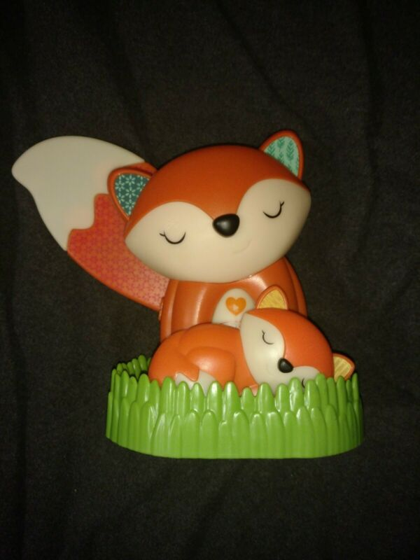 Infantino Gaga Musical lullaby Soother and Night Light Projector Fox