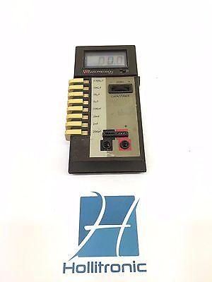 Data Precision 938 Capacitance Meter Used