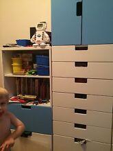 Bedroom shelves & cupboards. Woollahra Eastern Suburbs Preview