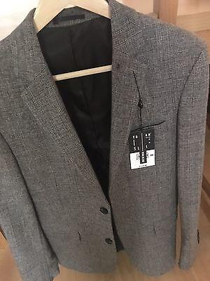 BNWT Topman Smart Casual Slim Fit Men's Blazer Size UK 36 Chest