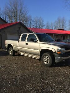 2002 Chevy 2500 HD 4x4