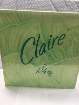CLAIRE DE NILANG 2 PIECE GIFT SET WITH 100 ML EDT SPRAY AND SOAP BY LALIQUE