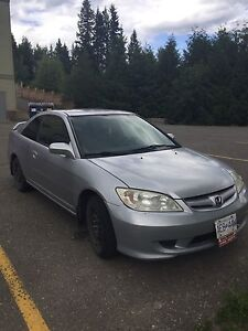 2005 Honda Civic Special Edition (coupe)