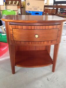 Pair of night stands or end tables