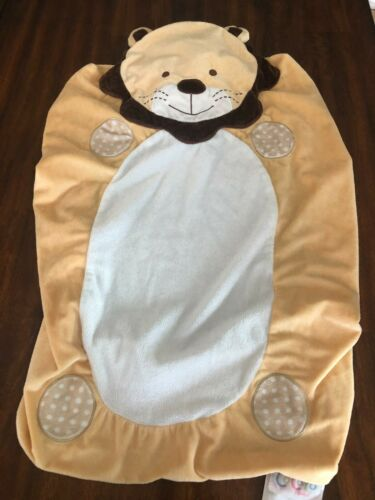 CoCaLo Baby Infant Carrier Cover Yellow Lion