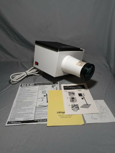 Mary Owens Kopy-Art Kopykake Drawing Projector Series KA300 No Stand.