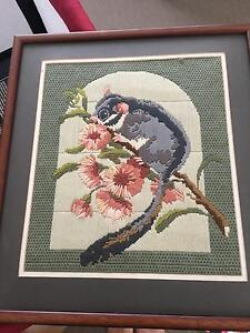 Embroidery of a Possum Bassendean Bassendean Area Preview