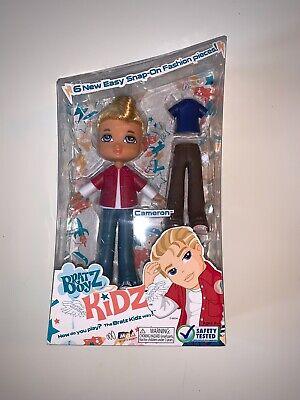 MGA Bratz KIDZ Boy Cameron Doll Figure Toy