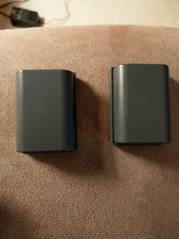 Canon NB-2LH Battery Pack NOS Genuine Original Total 2
