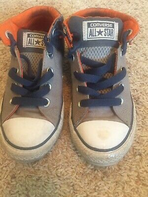Boys Youth Size 2 Converse All Star - Converse Boys Shoes