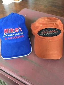 FOR SALE: Two hats