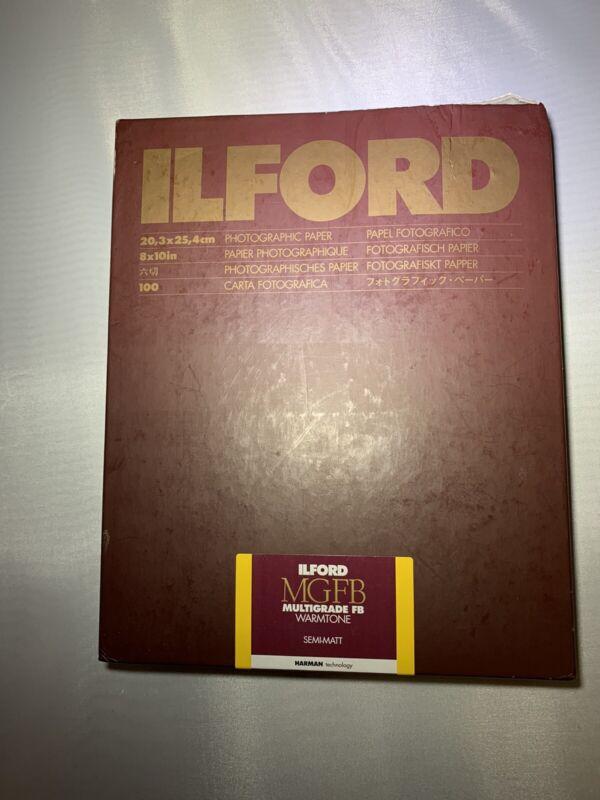 Ilford Multigrade Paper