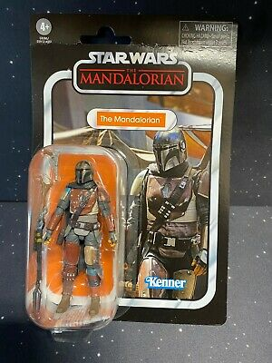 2020 Star Wars Vintage Collection VC166 The Mandalorian NON MINT