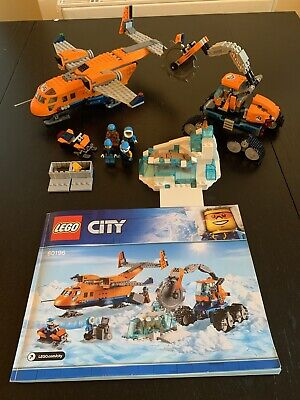 Lego Arctic Supply Plane / Ice Cutter 60196