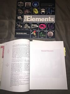 General chemistry textbook and the elements