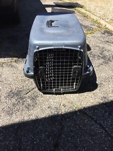 Cat carrier never used