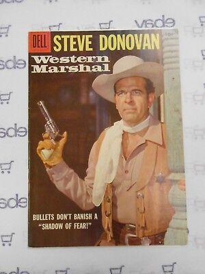 Four Color Comics #880 (1958 Dell) FN/VF 7.0 Rare Silver Age Steve Donovan