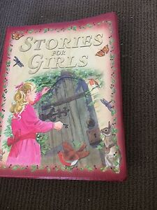 Stories for girls book Marsden Logan Area Preview