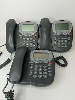Lot Of 3 Avaya 5410 Telephones