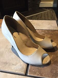 Call It Spring - Beige High Heel Shoes For Sale