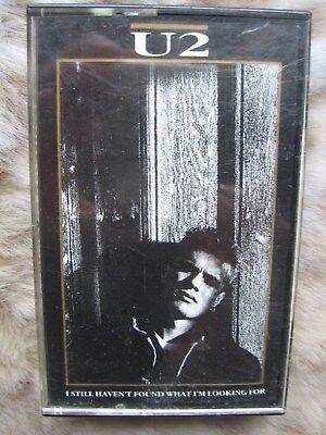 Gebraucht, U2 I Still Haven't Found What I'm Looking For Cassette UK 1987 NEVER PLAYED! gebraucht kaufen  Versand nach Germany