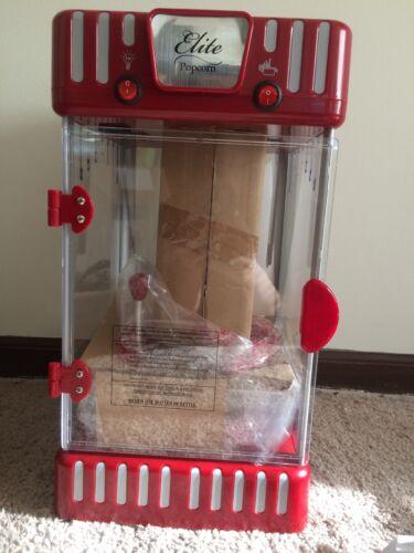 elite classic 2 5oz kettle popcorn maker