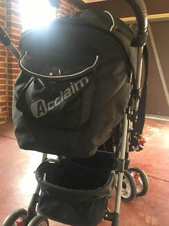 Steelcraft Acclaim stroller - in great condition + 2 FREE covers